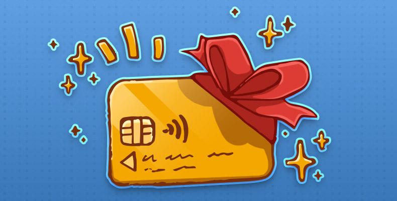 Carte gold gratuite